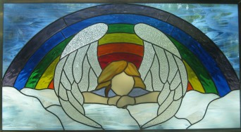 Angel & Rainbow