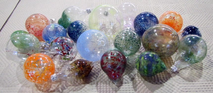 Friendship Balls/ Mini Glassblowing
