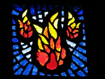 flames fin