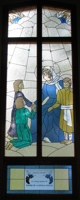 Window Set #10:  The Child's Window