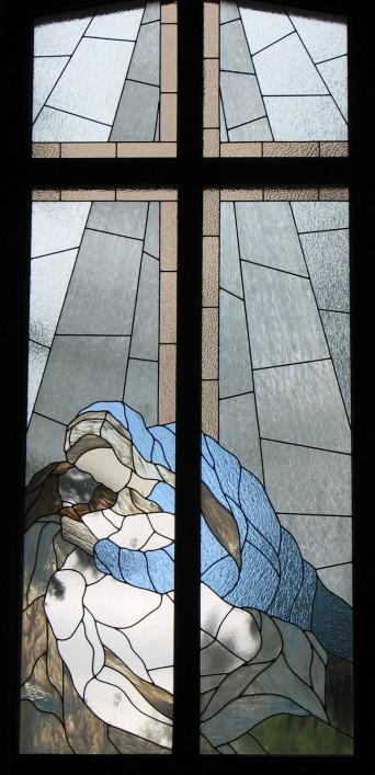 Window Set #5:  The Pieta