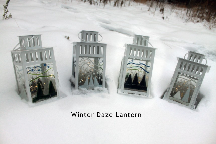 Glass Lanterns