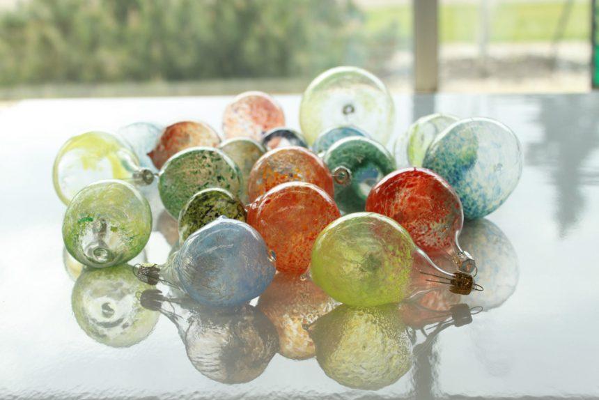 Friendship Balls/ Mini Glassblowing